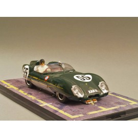 Slot kit 1/24 lotus XI n°55 Le mans 1957,  without chassis