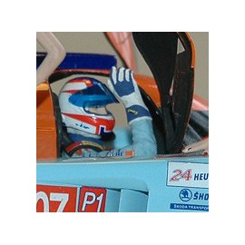 Figure driver 24h of Le Mans, 1:24