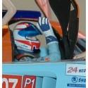 Figure driver 24h of Le Mans, 1:24