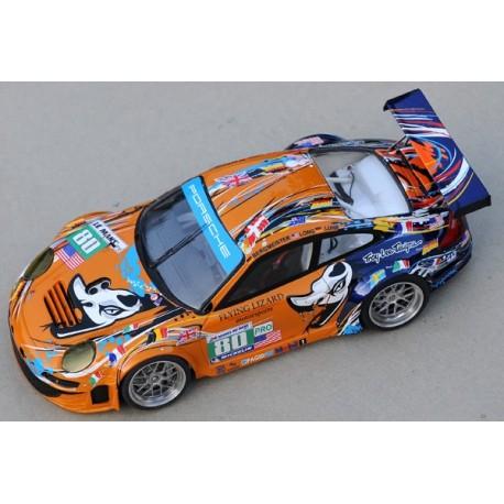 Porsche 997 n°80 Le Mans 2011
