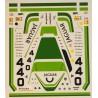 Decals Jaguar XJR5 Le Mans 1984/1985