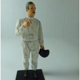 Figurine pilote année 50/60