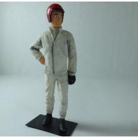 Figurine pilote année 60/70