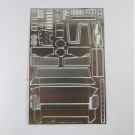 Photoetched part  Lancia Delta S4 1986, 1/24