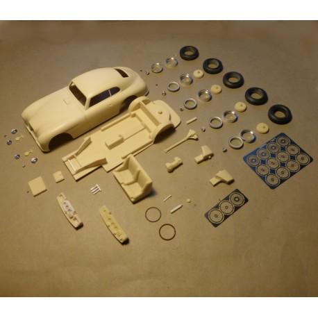 1/24 Aston Martin DB2 n°24/25 Le Mans 1951 kit maquette, profil24-models