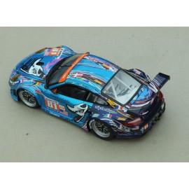 Porsche 997 n°81 Le Mans 2011