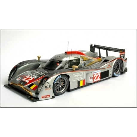 1:24 Aston VDS Le Mans 2011 model kit car Profil 24