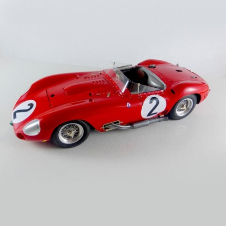 1/24 kit Maserati 450 S Le Mans 1957, Profil 24 models