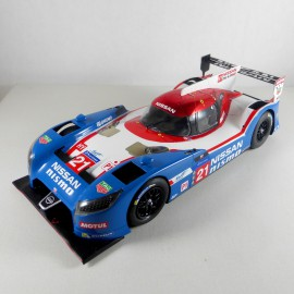 1/24 kit Nissan GT-R LM Nismo Le Mans 2015 n°21/22/23