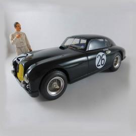 1/24 kit Aston Martin DB2 n°26 Le Mans 1951, profil24-models