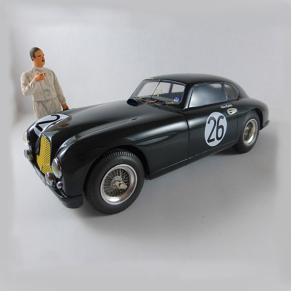 1/24 Kit Aston Martin DB2 N°26 Le Mans 1951, Profil24