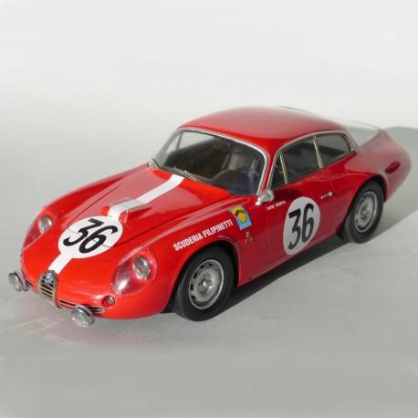 Kit Alfa Romeo Giulietta SZ Le Mans N Profil Models - Alfa romeo scale models
