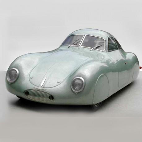 Porsche Berlin Rome 1939, 1/24 kit