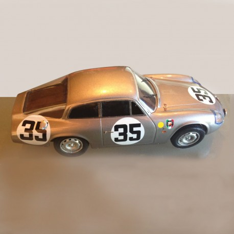 1/24 Alfa Romeo Giulietta SZ Le Mans 1963 model kit car n°35, Profil 24 models