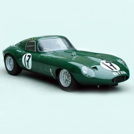 Jaguar Type E Light weight Le Mans 1964, 1/24 kit