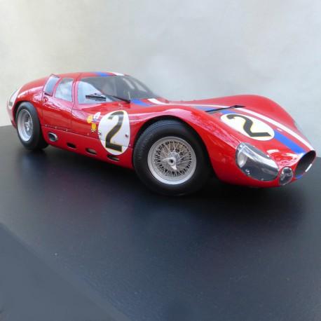 Maserati 151/3 Le Mans 1964, 1/12e