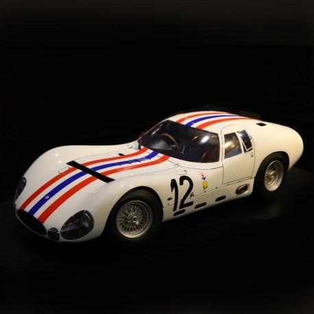 Maserati 151-4 Essai Le Mans 1965, 1/12e