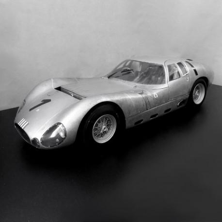 1/12 Maserati 151/3 Essai Le Mans 1964 maquette Kit Profil 24