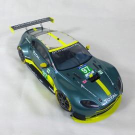 1/24 Aston V8 Vantage GTE n°95 & 97 Le Mans 2017 Kit ou Tout monté