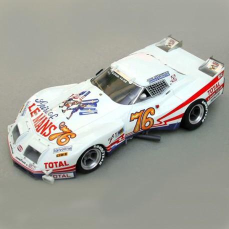 Corvette Spirit Greenwood Le Mans 1976