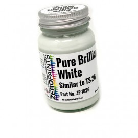 Pure Brillant White Paint, 60 ml