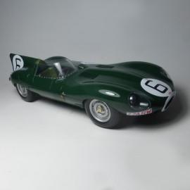 1/24 Jaguar Type D First Le Mans 1955