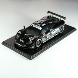 1:24 Mc Laren Ueno Le Mans 1995 model kit car profil 24