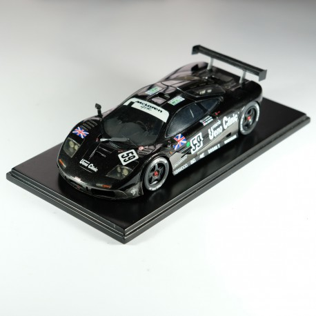1:24 Mc Laren Ueno Le Mans 1995 model kit car profil 24