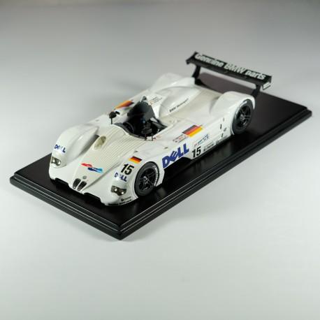1:24 BMW LMR Le Mans 1999 model kit car Profil 24
