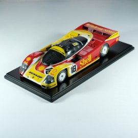 1:24 Porsche 962 C Shell Dunlop Le Mans 1988 model kit car Profil 24