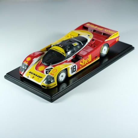 1:24 Porsche 962 C Shell Dunlop Le Mans 1988 model kit car Profil 24