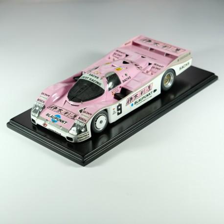 1:24 Porsche 962 C Joest Le Mans 1989 model kit  car Profil 24