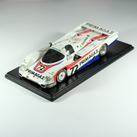 1/24 Porsche 962 C Primagaz Le Mans 1987 model kit car Profil 24