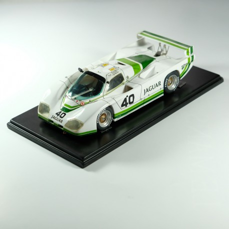 1:24 Jaguar XJR5 Le Mans 1984 model kit car Profil 24