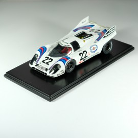 1:24 Porsche 917 K Martini Le Mans 1971 model kit car Profil 24