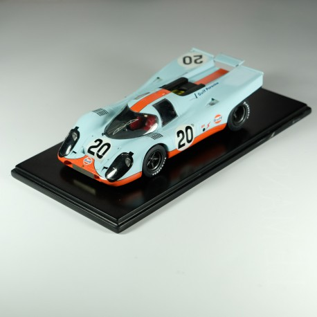 1:24 Porsche 917 K Gulf Le Mans 1970 model kit car Profil 24