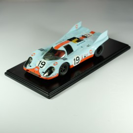 1:24 Porsche 917 K Gulf Le Mans 1971 model kit car Profil 24