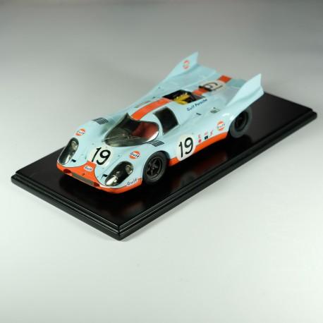1:24 Porsche 917 K Gulf Le Mans 1971 model kit car Profil 24