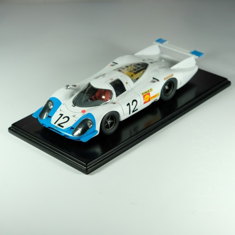 1:24 Porsche 917 LH Le Mans 1969 model kit car profil 24