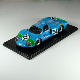 1:24 Matra MS 630 Le Mans 1968 model kit car Profil 24