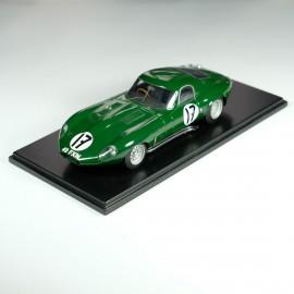 1/24 Jaguar E Type Light weight Le Mans 1964, Profil 24
