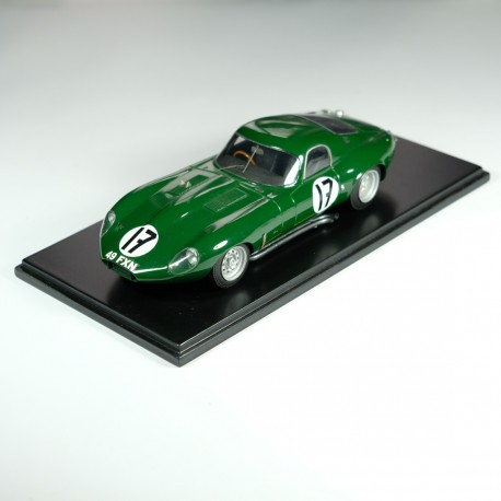 1:24 Jaguar Type E Light weight Le Mans 1964 model kit car Profil 24