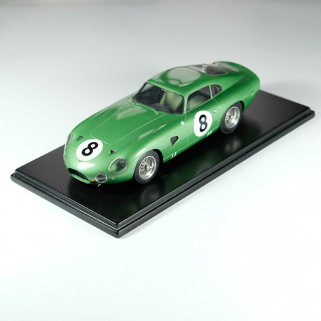 1:24 Aston Martin DP214 Le Mans 1963 model kit car Profil 24