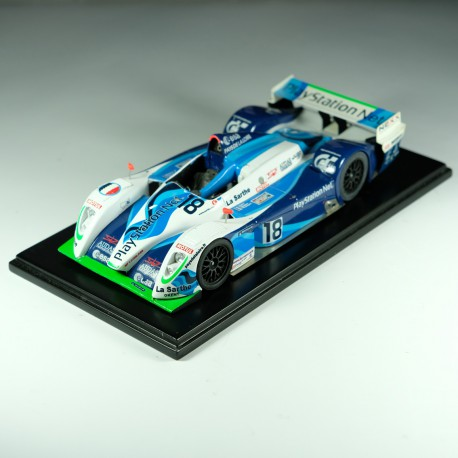1:24 Pescarolo C60 Le Mans 2004 model kit car Profil 24