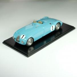 1/24 Bugatti Tank 1st Le Mans 1939 kit maquette Profil 24
