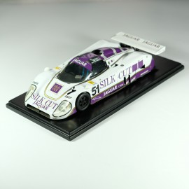 1:24 Jaguar XJR6 Silk Cut Le Mans 1986 model kit car Profil 24