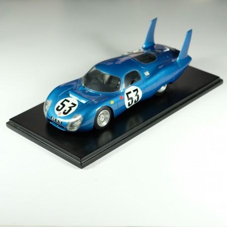 1:24 CD Peugeot Le Mans 1966-1967 model kit car Profil 24