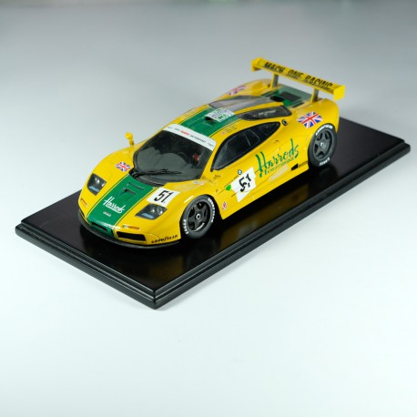1/24 Mc Laren Harrods Le Mans 1995 kit maquette Profil 24