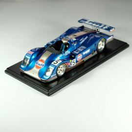 1:24 Porsche K8 Gulf Le Mans 1995 model kit car Profil 24
