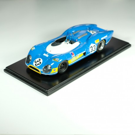 1:24 Matra 650 n°33 Le Mans 1969 model kit car Profil 24